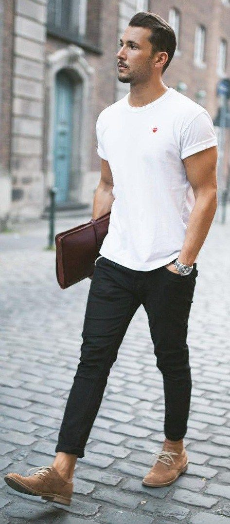 15 Summer Outfit Ideas For Men That Are Easy To Throw On – Francesco Grasso