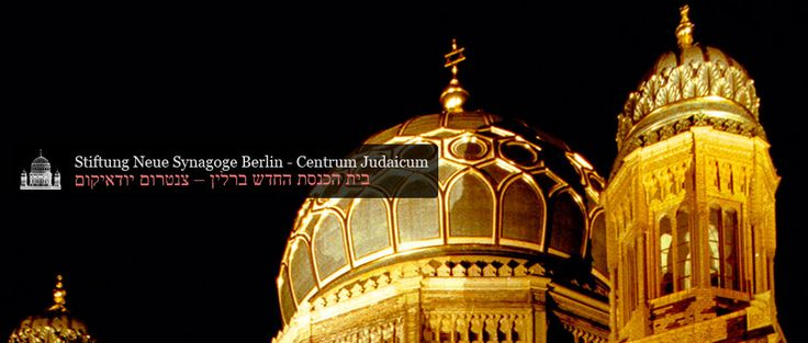 Taking up the tradition of the New Synagogue, the New Synagogue Berlin – Centrum Judaicum Foundation, sees itself as a link connecting the past and the future.