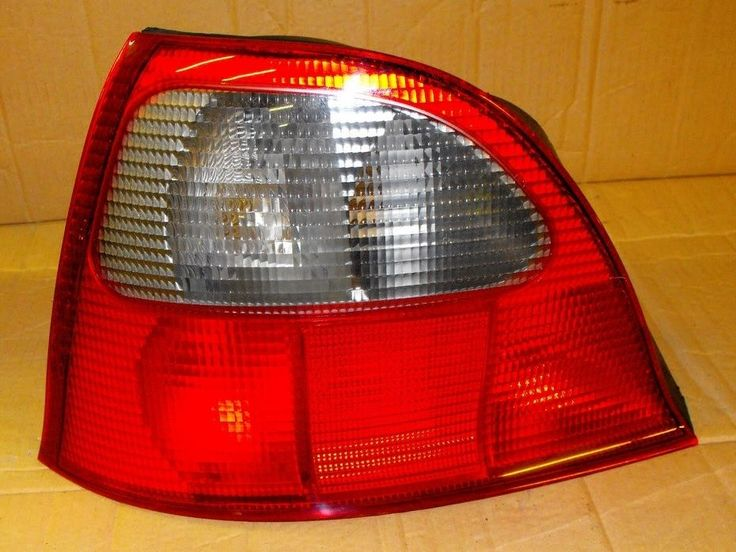 MG ZR ROVER 25 200 PETROL DIESEL REAR LIGHT PASSENGER SIDE NSF PERFECT CONDITION