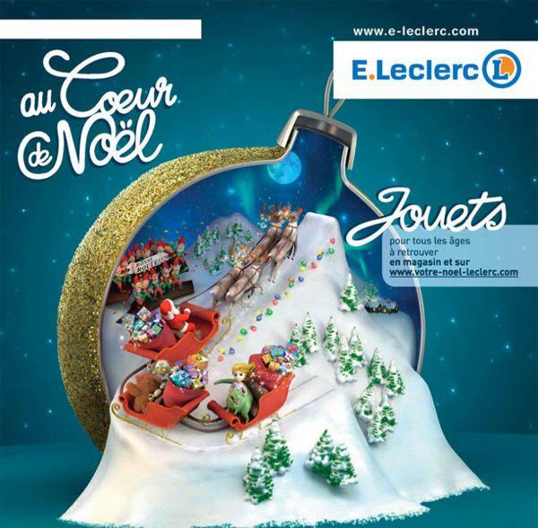 catalogue de jouets Leclerc noël 2015