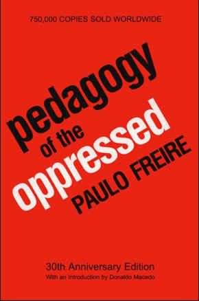 """""""The methodology of the late Paulo Freire has helped to empower countless impoverished and illiterate people throughout the world. Freire's work has taken on especial urgency in the United States and Western Europe, where the creation of a permanent underclass among the underprivileged and minorities in cities and urban centers is increasingly accepted as the norm."""""""