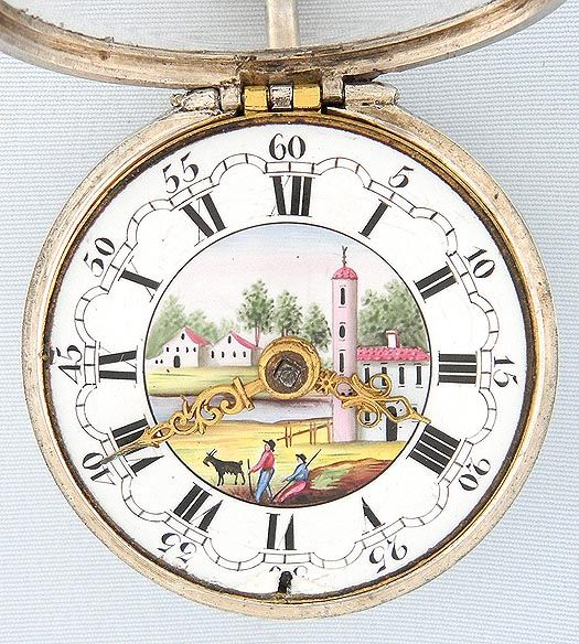 768 best pocket watches images on pinterest antique watches bogoff antique pocket watches wilders painted dial repousse verge bogoff antique pocket watch 6797 aloadofball Choice Image