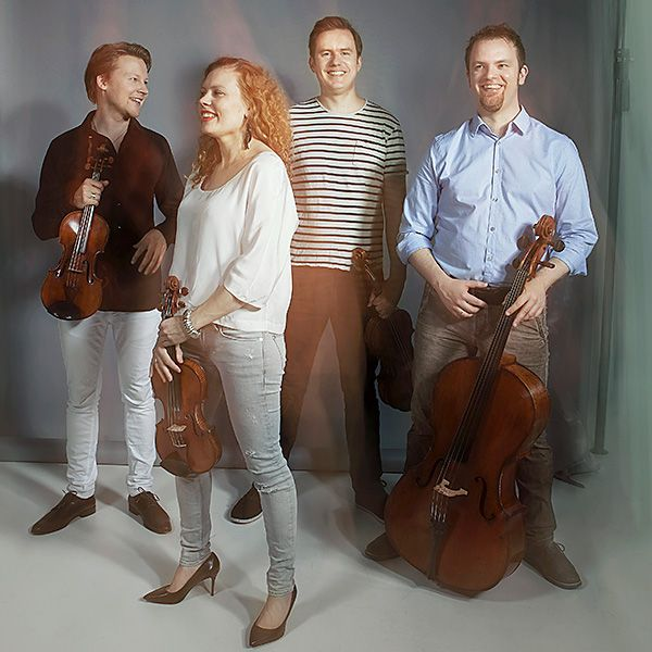 Riihimäen Kesäkonsertit 2017, Meta4-jousikvartetti.