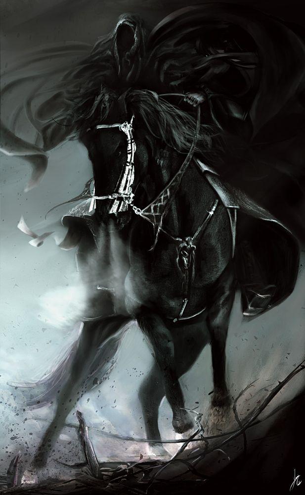 War Horse by ignacio197