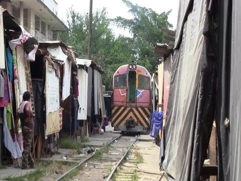 [Honduras] A Train and Railroad Shops in San Pedro Sula (Aug., 2013) - YouTube