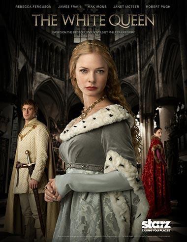 |STARZ The White Queen ...