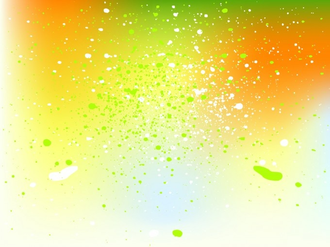 Free Yellow colored abstraction background allows you to prepare your aesthetic presentations. This PPT includes rounded objects with shades of yellow and green colored background.