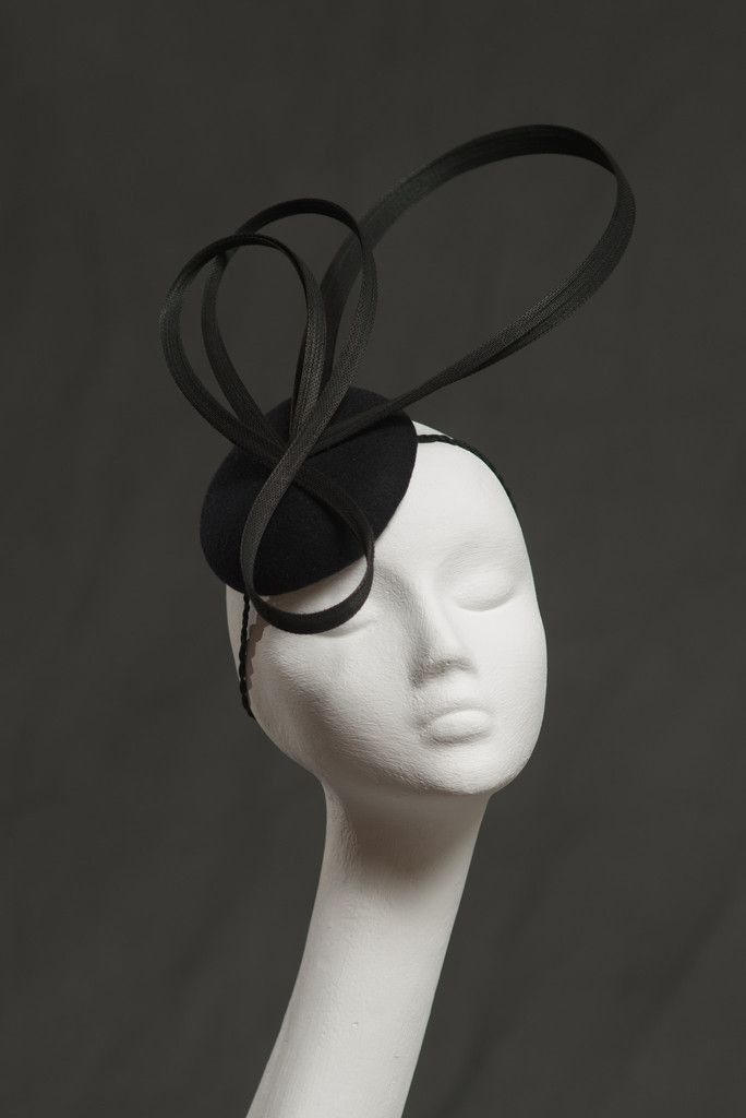 couture hat. Mona