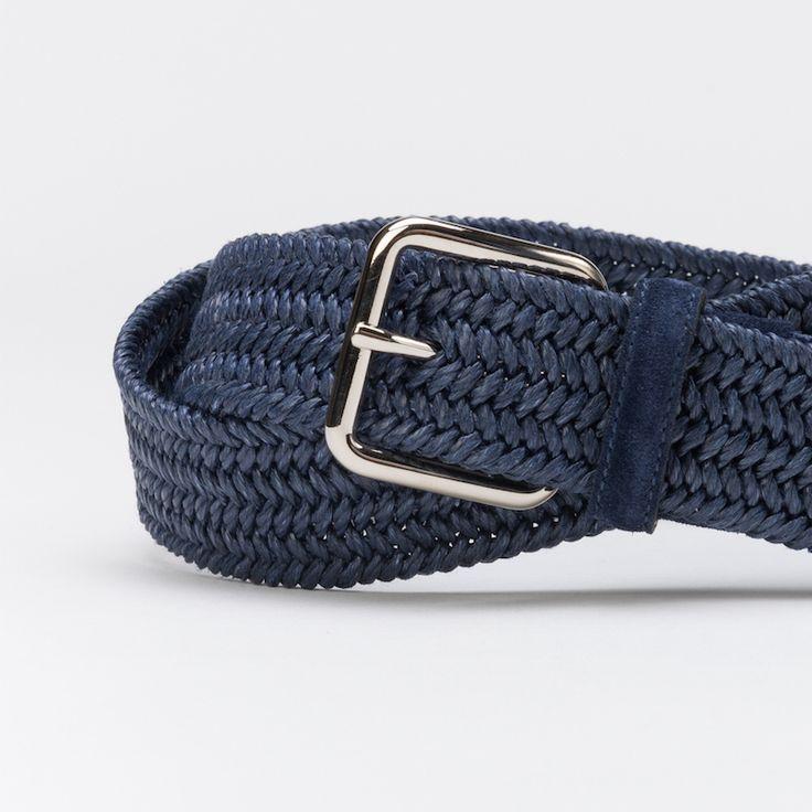 #ceinture #bleu #blue #lin #madeinfrance #madeinitaly #luxe #atelierparticulier