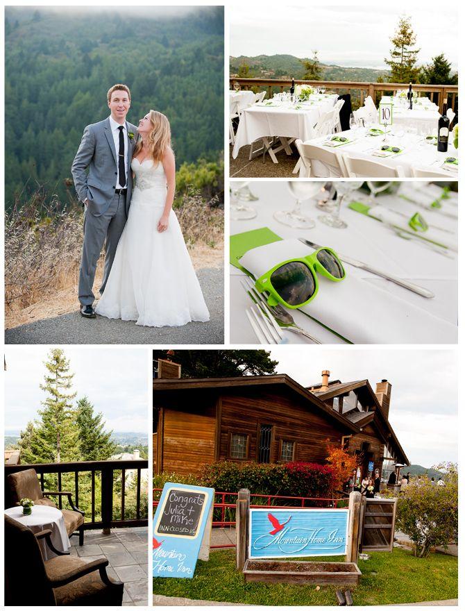 Bay Area Wedding Venues Mountain Home Inn