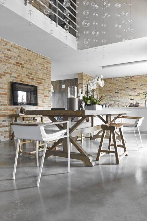 38 Ide Jitu untuk Membagi Dapur, Ruang Makan dan Ruang Keluarga