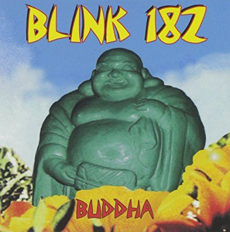 Blink 182 - Buddha LP RE