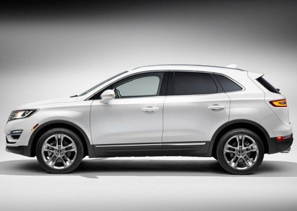 2015 Lincoln MKC Pictures 600x426 2015 Lincoln MKC Full Reviews