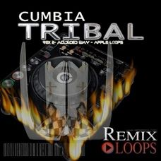 Cumbia Tribal Loops & Samples Drum, Percussion and Synth                  This is the most authentic library influenced by the Northeastern Mexican Tribalero movement. Cumbia Tribal is a musical genre that is becoming increasingly popular around the World.  Famous Tribalero artists such as 3ball MTY (Tribal Monterrey) have influenced this exclusive sample and loop collection. Loops: This well organized library includes Full Percussion loops, Stem loops, Synthesizer and drum loops at 132 BPM.