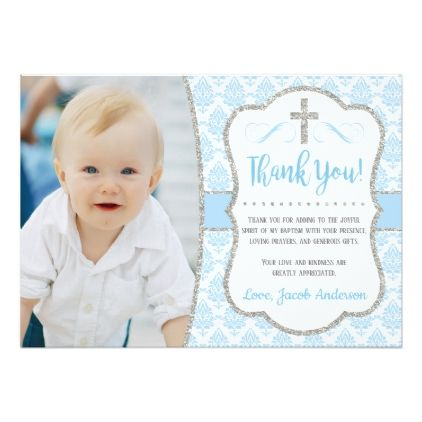 baby gift thank you note