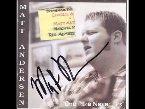 Matt Andersen: Lay Down With Me