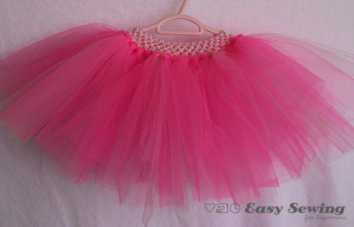 Tutu pink example