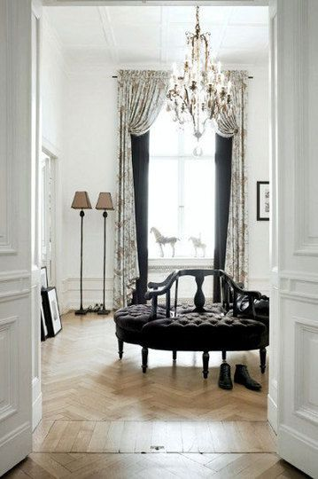 .: Curtains, Benches, Dreams, Seats Area, Chairs, High Ceilings, Window Treatments, Decor Doors, Sit Rooms