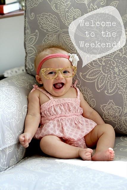 Weekend!  love it!: Leave, Stuff, The Weekend, Funny, Baby, Happy Weekend, Cheesecake Brownies, Food Cakes, Tgif