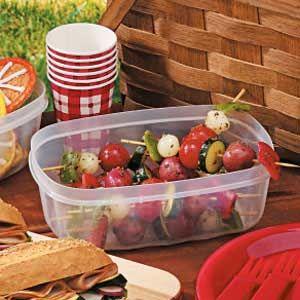 picnic theme food