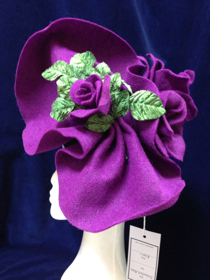 In chanted roses headpiece by Melissa-Gaye designs #millinery#hats#fashionsonthefield#melbournecup