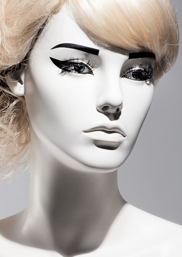 MAGNOLIA Collection - Realistic Female Mannequins by More Mannequins #FemaleMannequin #MannequinMakeUp #nudemakeup