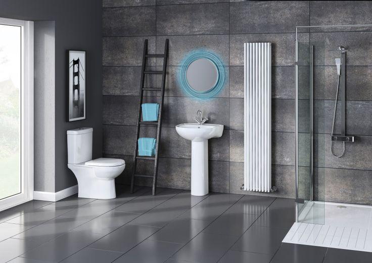 Дизайн ванной (Lizzie Benton from Flickr)