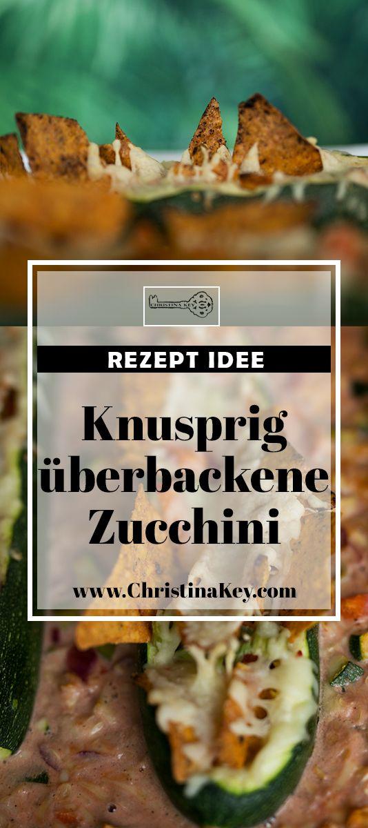 Rezept Idee für Feinschmecker: Knusprig überbackene Zucchini mit doppelt Käse - Das perfekte Rezept für Groß & Klein! Jetzt entdecken auf CHRISTINA KEY - dem Fotografie, Blogger Tipps, Rezepte, Mode und DIY Blog aus Berlin, Deutschland