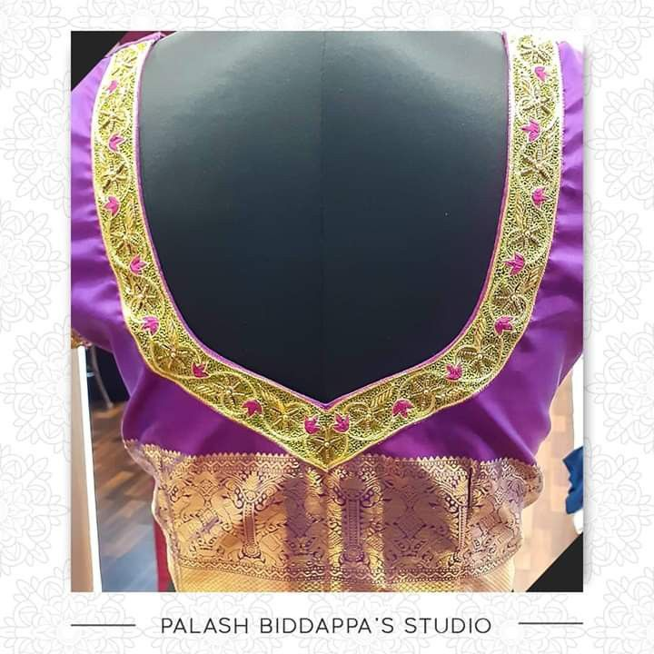 Sareeblouse Panniworks Threadbeads Jerry Katdhana Central Govt Iso Certified Fashion Designing Modelling M Costume Themes Fashion Design Makeup Course