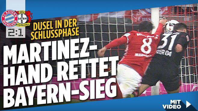 Bayern - Leverkusen live