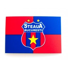 Logo - Steaua Magnet