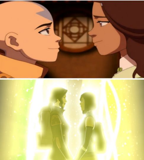 """Did """"The Legend of Korra"""" Get the Queer Series Finale It Deserved ..."""