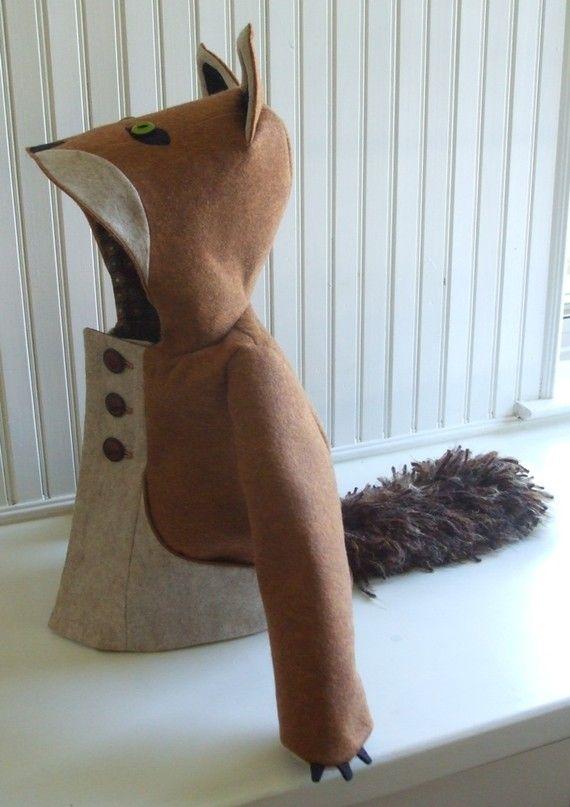 Omg!!!: Idea, Craft, Foxcoat, Costume, Kids, Foxes, Coats