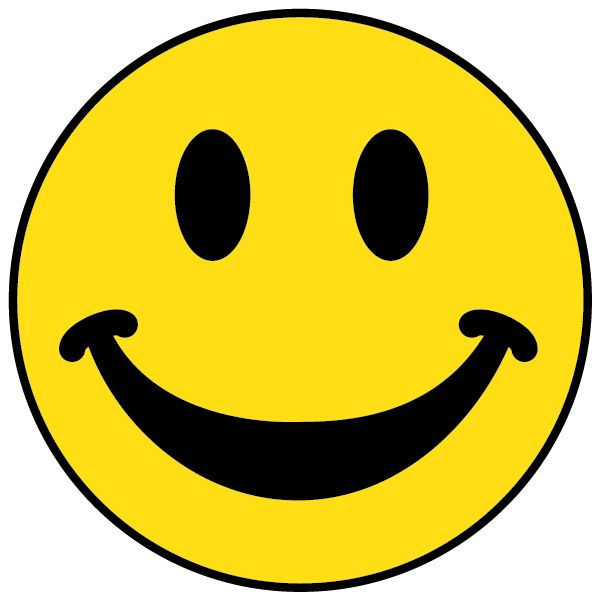 Happy Smiley Face | gleeful smiley face this is a series of smiley faces made for a game ...