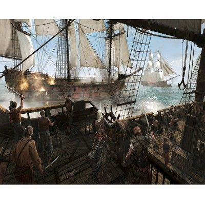 Assassin's Creed IV: Black Flag Pre-Owned (PlayStation 3)