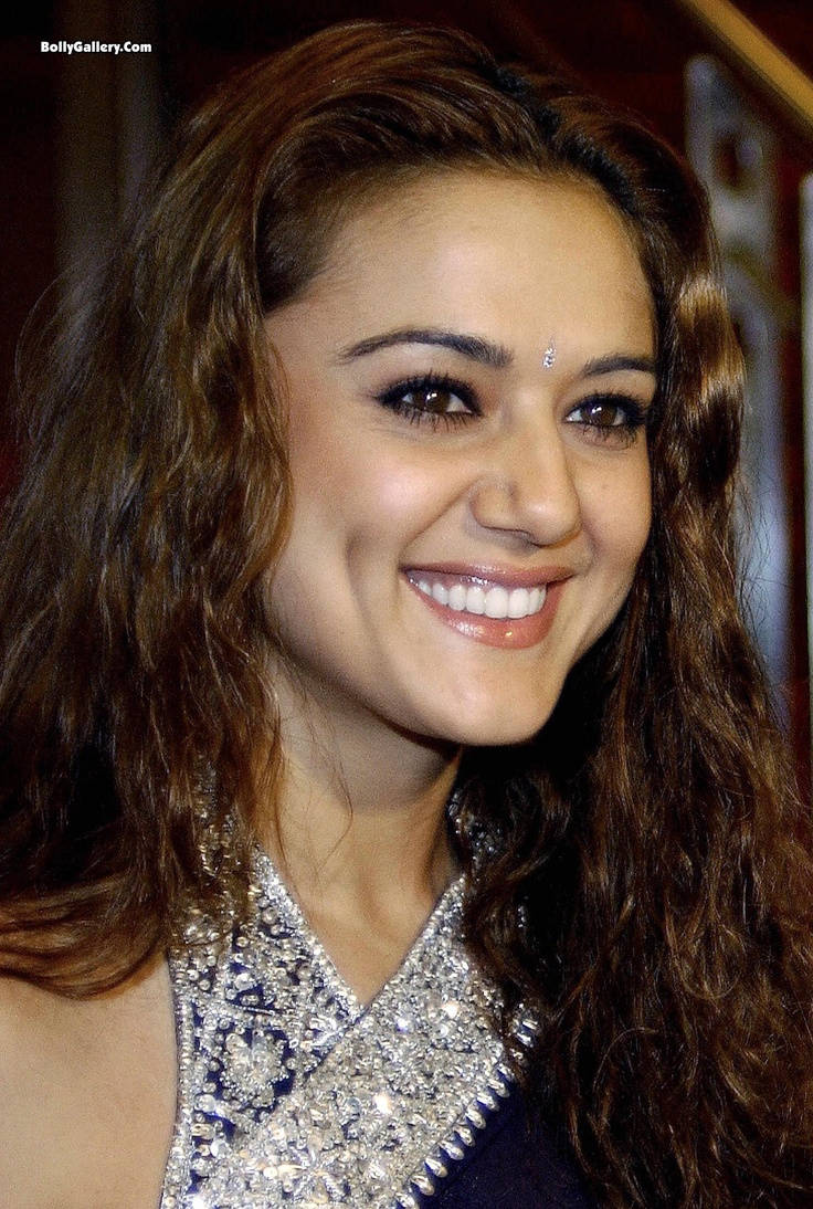 Preity Zinta, my favorite Bollywood actress!