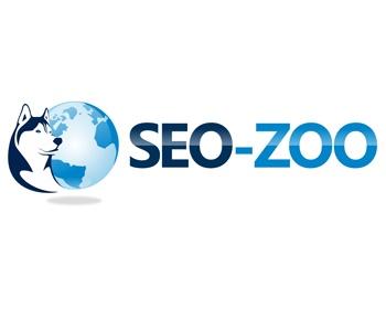 SEO-ZOO logo design