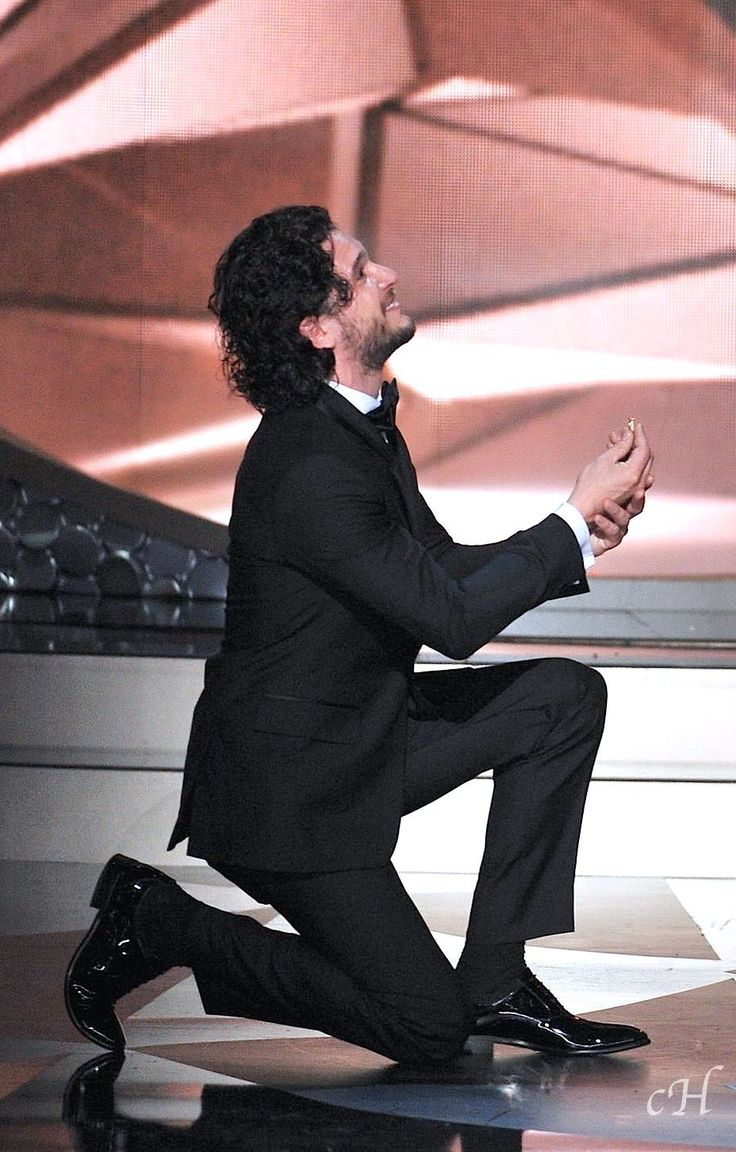 Kit Harington onstage during the 68th Annual Primetime Emmy Awards at Microsoft Theater on September 18, 2016 in Los Angeles, California.