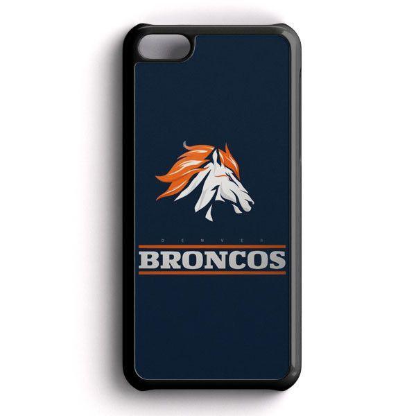Denver Broncos Logo American Football Team iPhone 5C Case