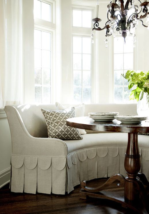 17 Best ideas about Dining Room Banquette on Pinterest