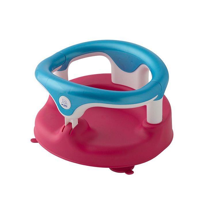 siège+de+bain+Rotho+s'utilise+dans+toutes+les+baignoires+et+douches+et+facilite+le+passage+de+la+toilette+en+position+allongée+à+la+position+assise.+Dès+que+votre+enfant+tient+assis+seul,+vous+pouvez+l'installer+dans+ce+siège+pour+lui+donner+son+bain.+Il+lui+assure+un+maintien+grâce+à+des+accoudoirs+et+un+dossier+extra-large