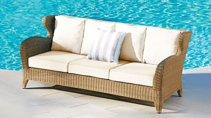 Home :: Outdoor :: Outdoor Lounges :: Madison 3 Seater Sofa