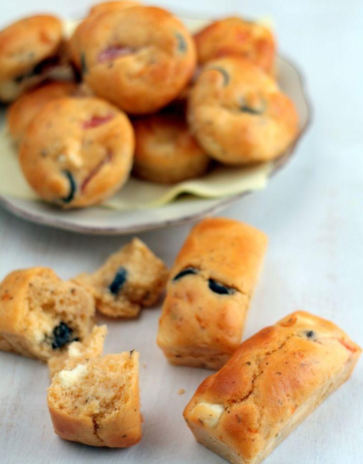 pastel griego (aperitivo salado)