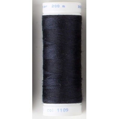 Fil à coudre tout textile - MARINE