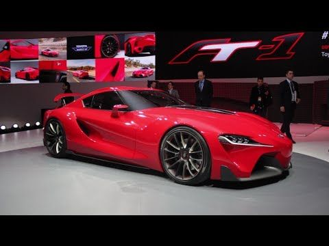 Charmant Toyota FT 1: How And Why Its Designers Created This Awesome Concept   Is