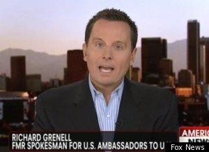 Richard Grenell, New Mitt Romney Spokesman, Scrubs Online Attacks On Media And Women