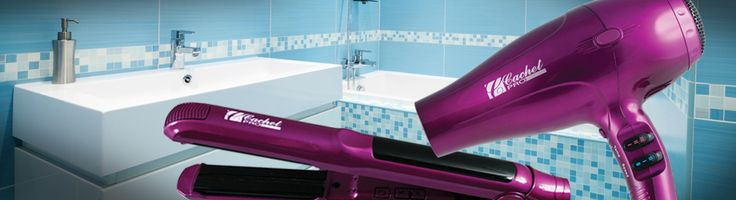 CLEANING 101 – The Bathroom – Hair Dryers, Flat irons and Curling Irons