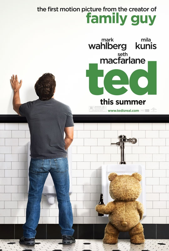 ted! Super funny!!