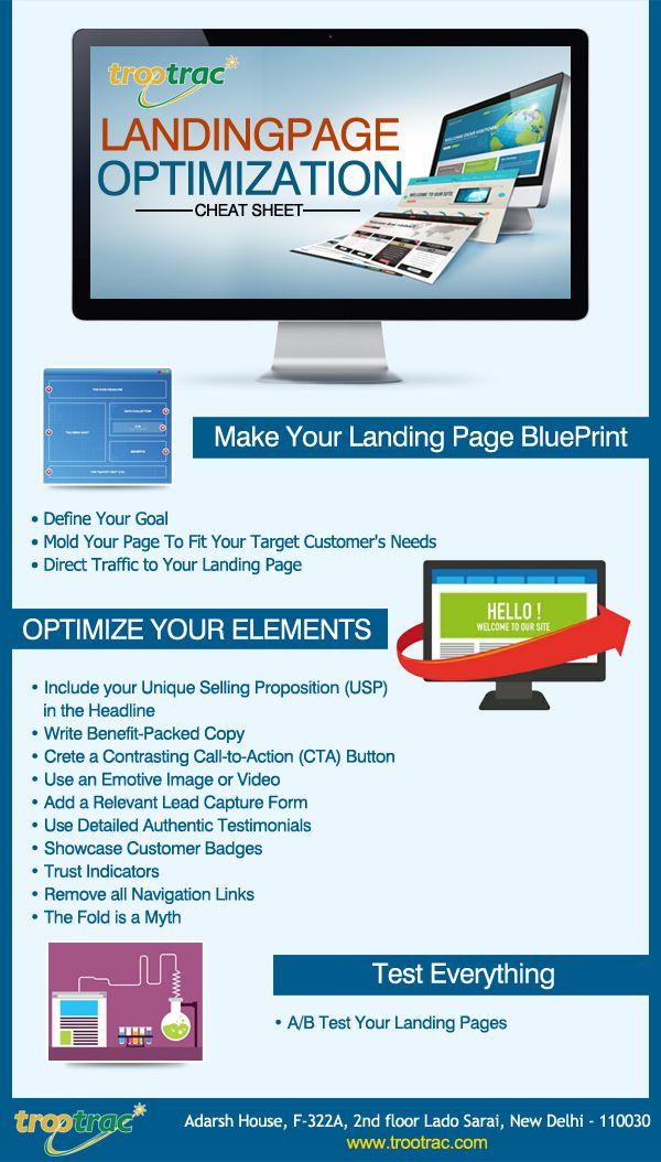 36 best Landing Page Optimization images on Pinterest Landing - copy exchange blueprint application