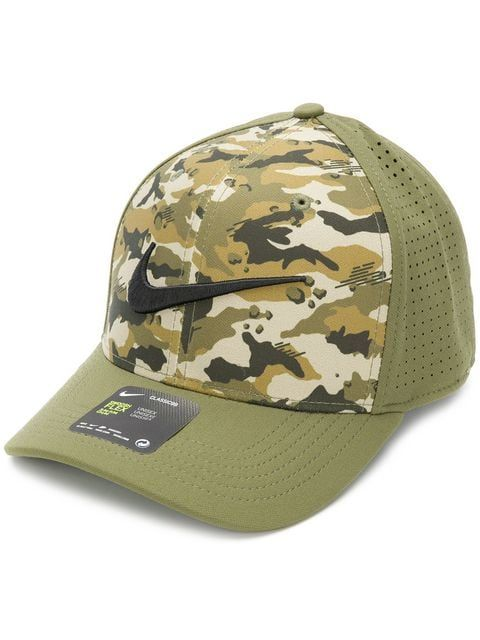 e63a7af03fc NIKE camouflage Classic 99 Swoosh Flex cap.  nike  bags  polyester ...